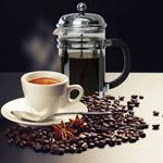 Ароматизированный кофе. Крупный помол (френч-песс). Фасовка: 0,5 кг.