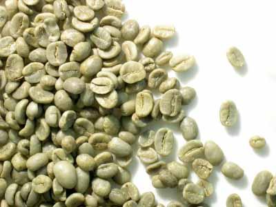 Кофе в зернах ЗЕЛЕНЫЙ