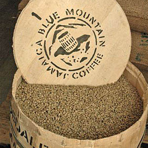 Кофе в зернах ЯМАЙКА БЛЮ МАУНТИН (0,5 кг.)