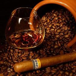 Кофе в зернах Куба (0,5 кг.)