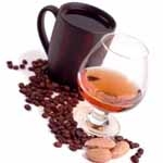 "Ароматизированный кофе ""Амаретто"" 0,5 кг. (молотый)"