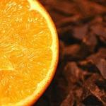 "Ароматизированыый кофе ""Шоколадный апельсин"" 0,5 кг. (молотый)"