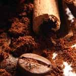 "Ароматизированыый кофе ""Корица"" 0,5 кг. (зерно)"
