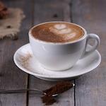 """Ароматизированный кофе """"Капучино"""" 0,5 кг."""